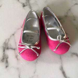 Ralph Lauren Toddler Shoes Sz 6